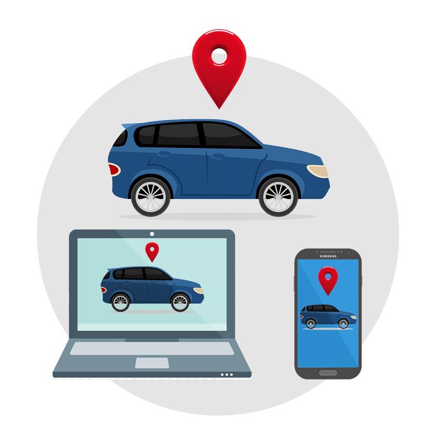 Realtime Monitoring GPS Tracker Gosmart